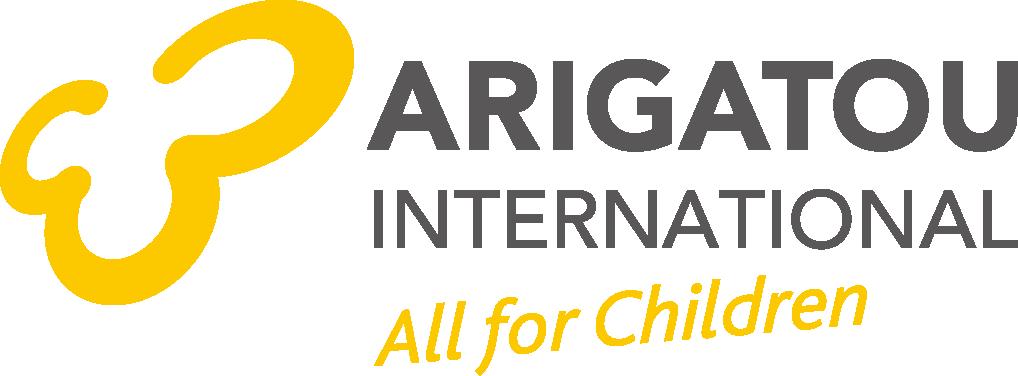Arigatou International Logo.