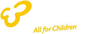 Arigatou International - All For Children Logo